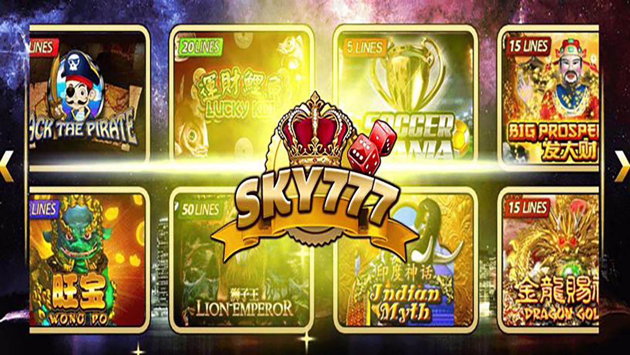 permainan slot Sky777