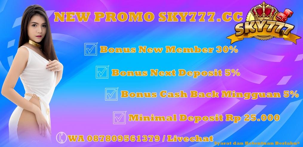 Bonus sky777